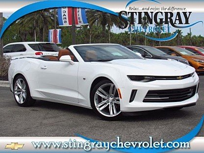 2016 Chevrolet Camaro for sale 100960498