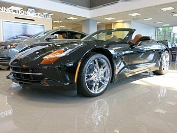 2016 Chevrolet Corvette Convertible for sale 100723364