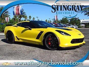 2016 Chevrolet Corvette Z06 Coupe for sale 100723512