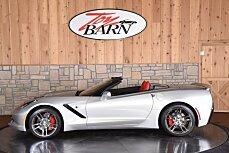 2016 Chevrolet Corvette Convertible for sale 100910928