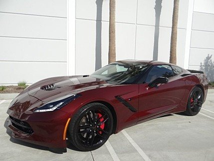 2016 Chevrolet Corvette Coupe for sale 100955013