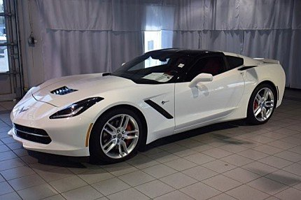 2016 Chevrolet Corvette Coupe for sale 100962457