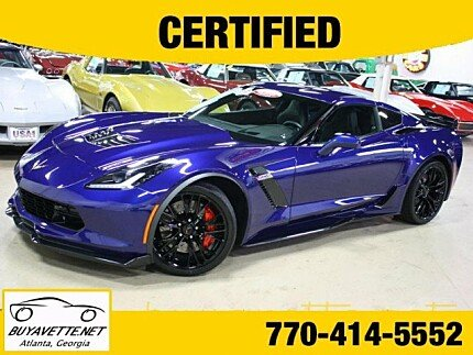 2016 Chevrolet Corvette Z06 Coupe for sale 100968720