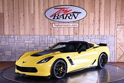 2016 Chevrolet Corvette Z06 Coupe for sale 100976504
