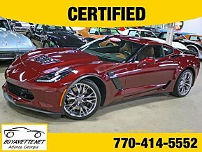 2016 Chevrolet Corvette Z06 Coupe for sale 101022007