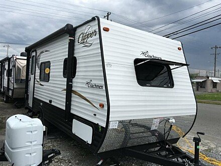 2016 Coachmen Clipper for sale 300106404