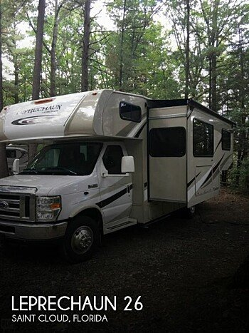 2016 Coachmen Leprechaun for sale 300152551