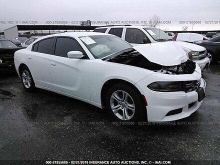 2016 Dodge Charger SE for sale 101015597