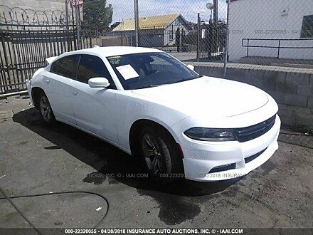 2016 Dodge Charger SXT for sale 101015620
