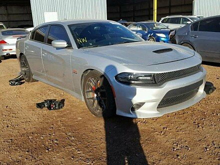 2016 Dodge Charger Scat Pack for sale 101058180