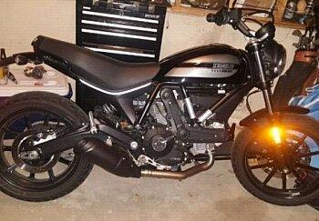2016 Ducati Scrambler for sale 200420050