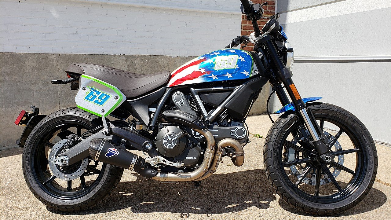 2016 Ducati Scrambler for sale 200580388