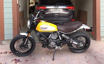 2017 ducati scrambler motorcycles for sale - motorcycles on autotrader