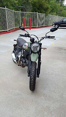 2016 Ducati Scrambler for sale 200559593
