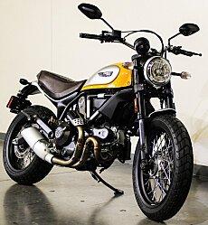 2016 Ducati Scrambler for sale 200566796