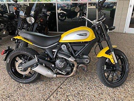 2016 Ducati Scrambler for sale 200580549