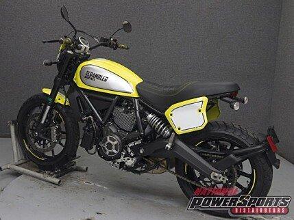 2016 Ducati Scrambler for sale 200583513