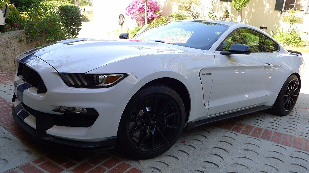 2016 Ford Mustang Shelby GT350 Coupe for sale 100759905