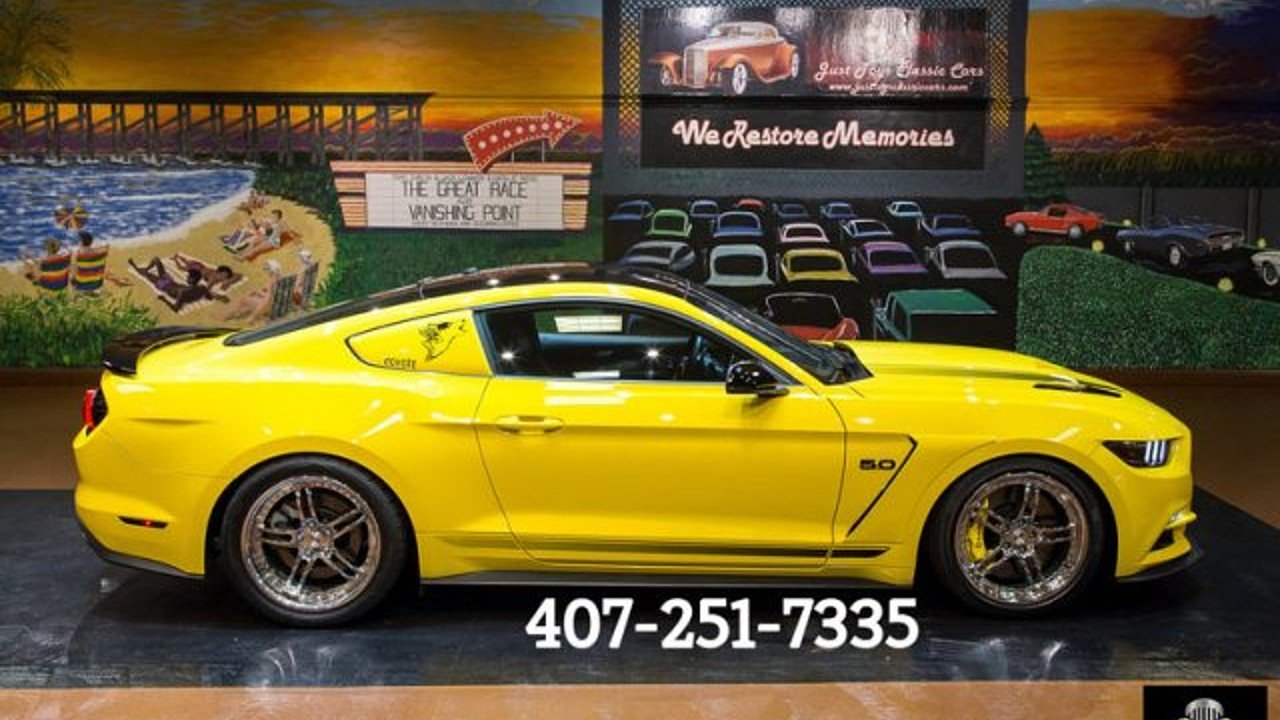 2016 Ford Mustang for sale 100904573
