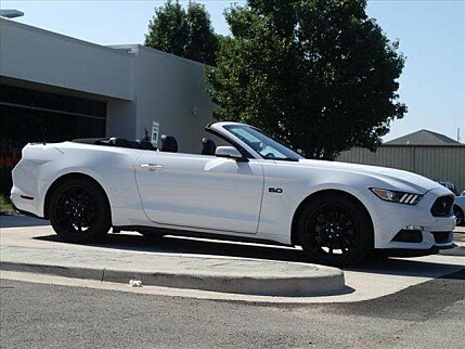 2016 Ford Mustang GT Convertible for sale 100985179