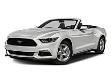 2016 Ford Mustang Convertible for sale 101000364