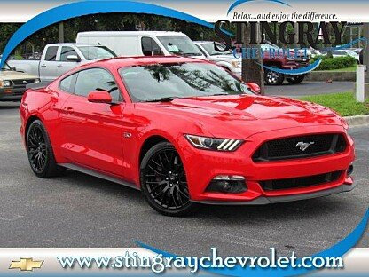 2016 Ford Mustang GT Coupe for sale 101001122