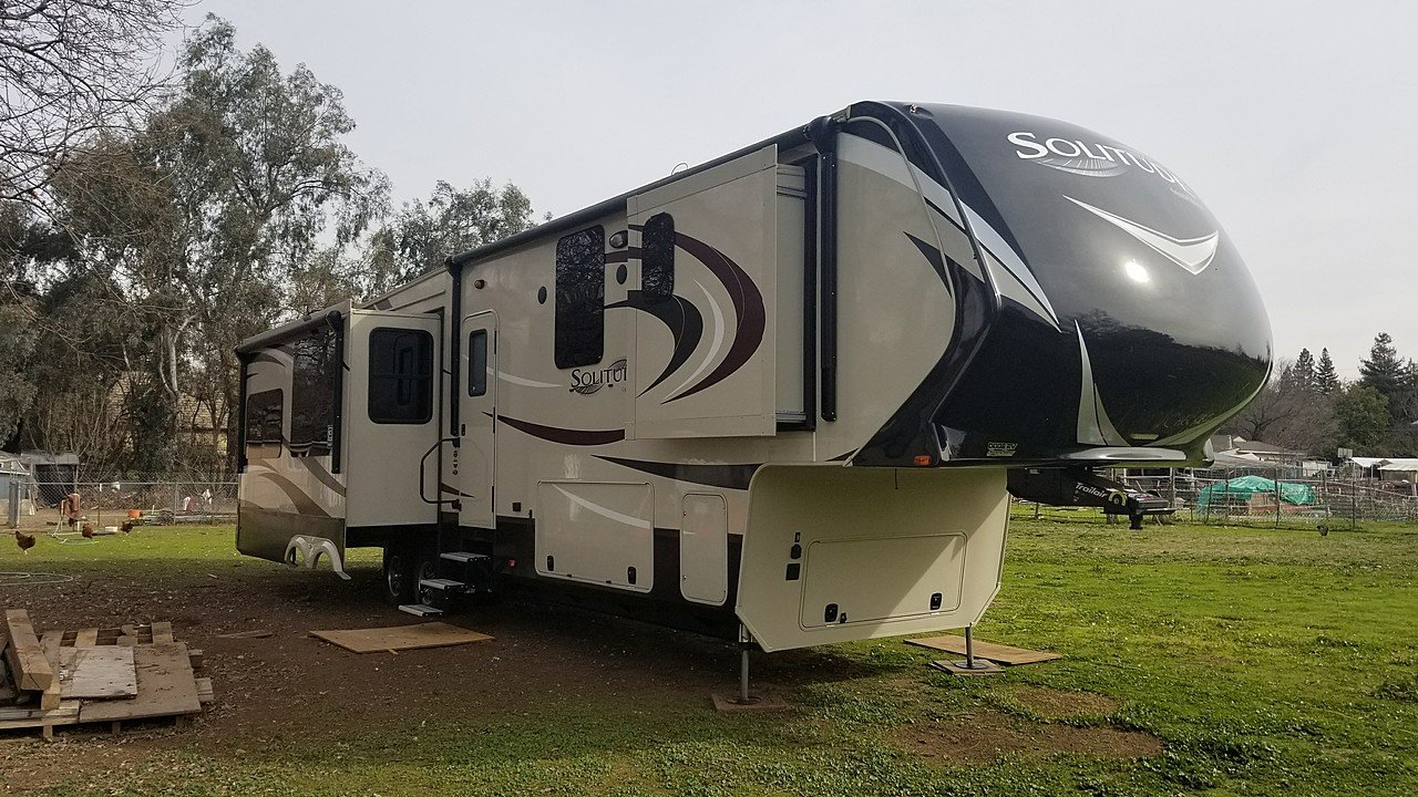 2016 Grand Design Solitude for sale 300158541