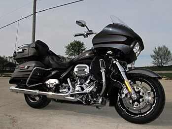 2016 Harley-Davidson CVO for sale 200544808