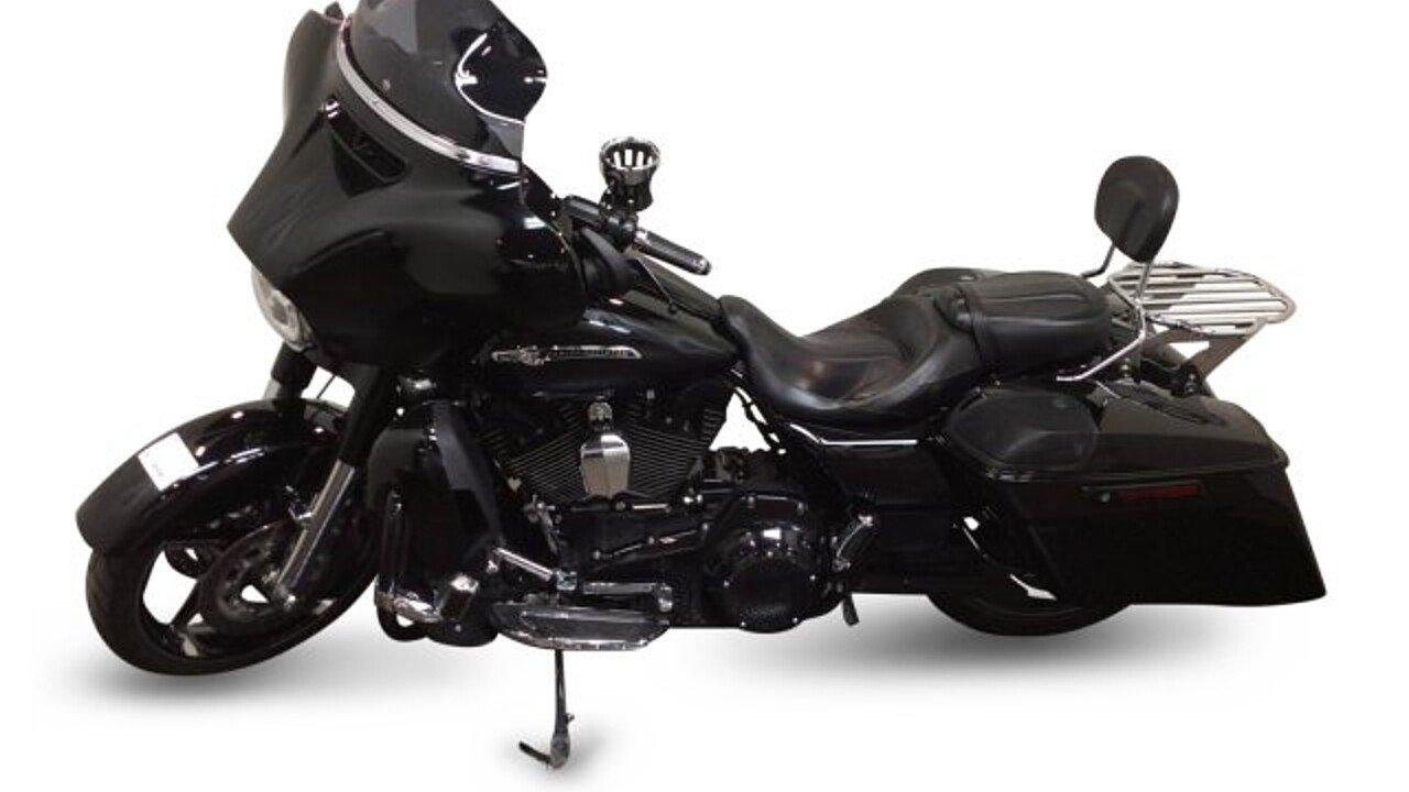 2016 Harley-Davidson CVO for sale 200585213