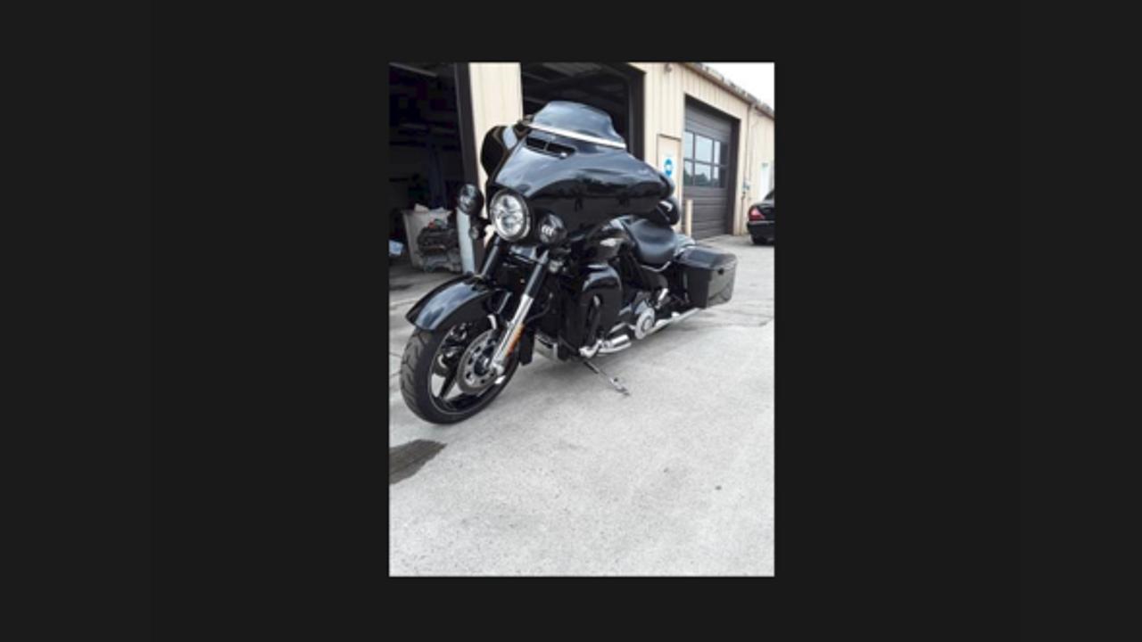 2016 Harley-Davidson CVO for sale 200593582