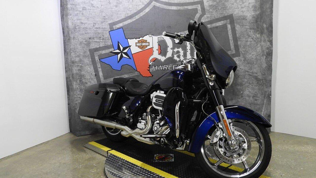 2016 Harley-Davidson CVO for sale 200598935