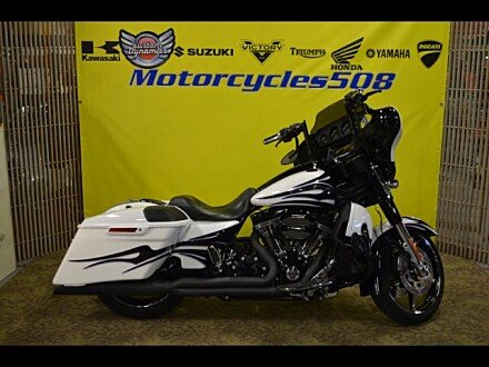 2016 Harley-Davidson CVO for sale 200514845