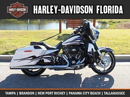 2016 Harley-Davidson CVO for sale 200548253