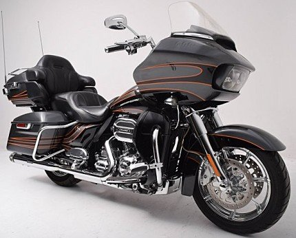 2016 Harley-Davidson CVO for sale 200583311