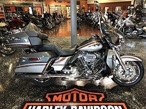 2016 Harley-Davidson CVO for sale 200590739