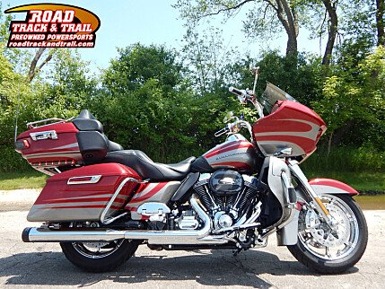 2016 Harley-Davidson CVO for sale 200594454