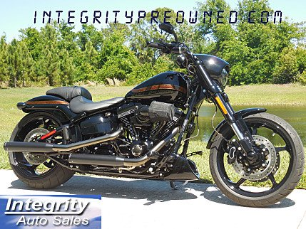 2016 Harley-Davidson CVO Pro Street Breakout for sale 200616628