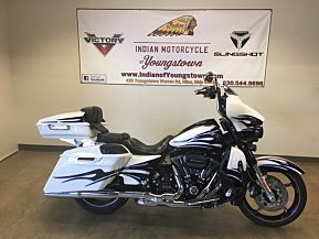 2016 Harley-Davidson CVO for sale 200629551