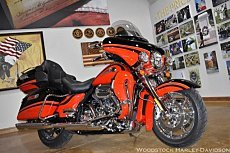 2016 Harley-Davidson CVO for sale 200633420