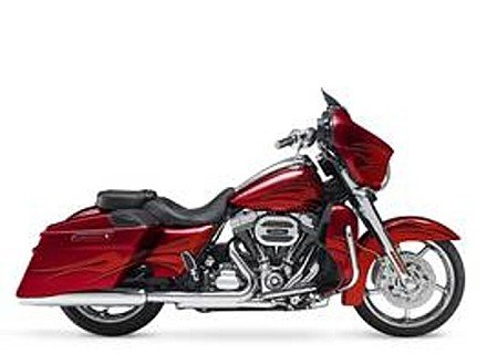 2016 Harley-Davidson CVO for sale 200648382