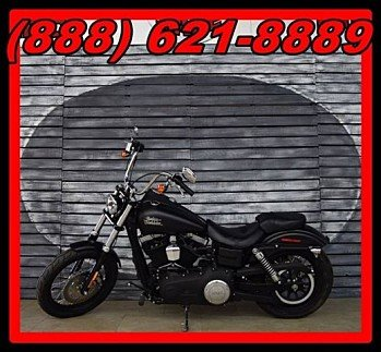 2016 Harley-Davidson Dyna for sale 200461663