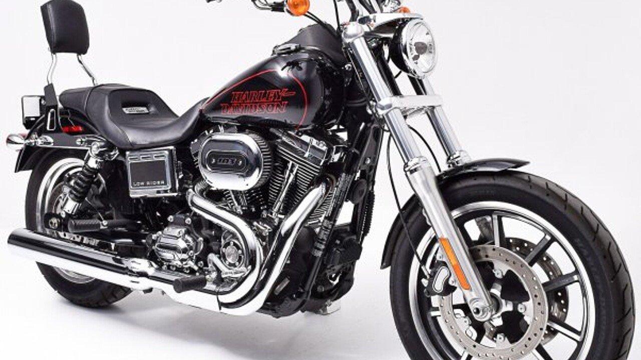 2016 Harley-Davidson Dyna for sale 200479205