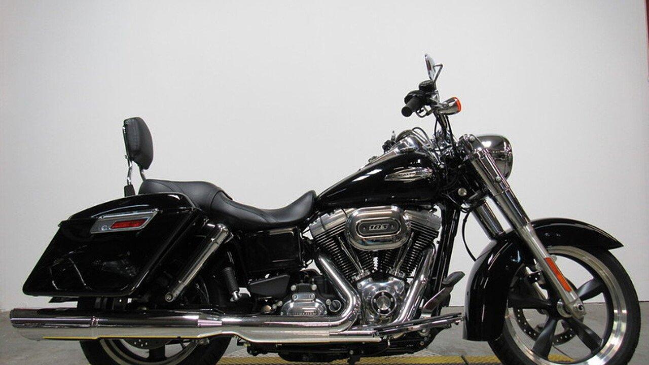 2016 Harley-Davidson Dyna for sale 200486024
