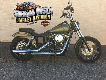 2016 Harley-Davidson Dyna for sale 200490257