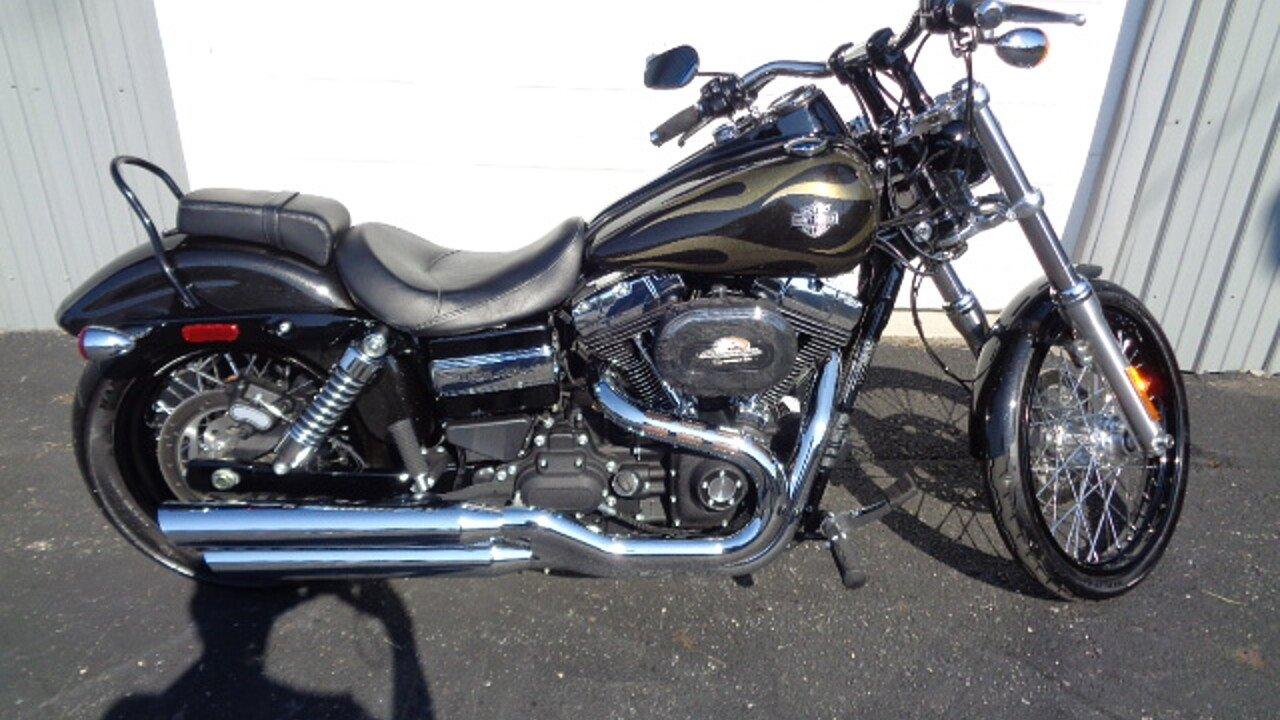 2016 Harley-Davidson Dyna for sale 200497550