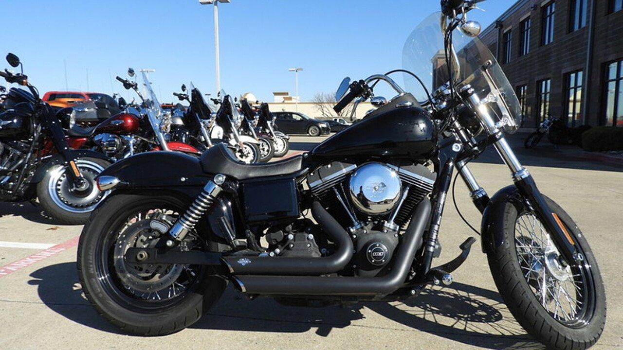 2016 Harley-Davidson Dyna for sale 200523952