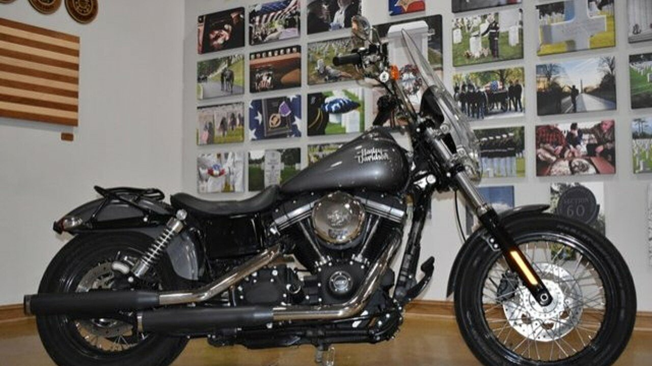 2016 Harley-Davidson Dyna for sale 200609074