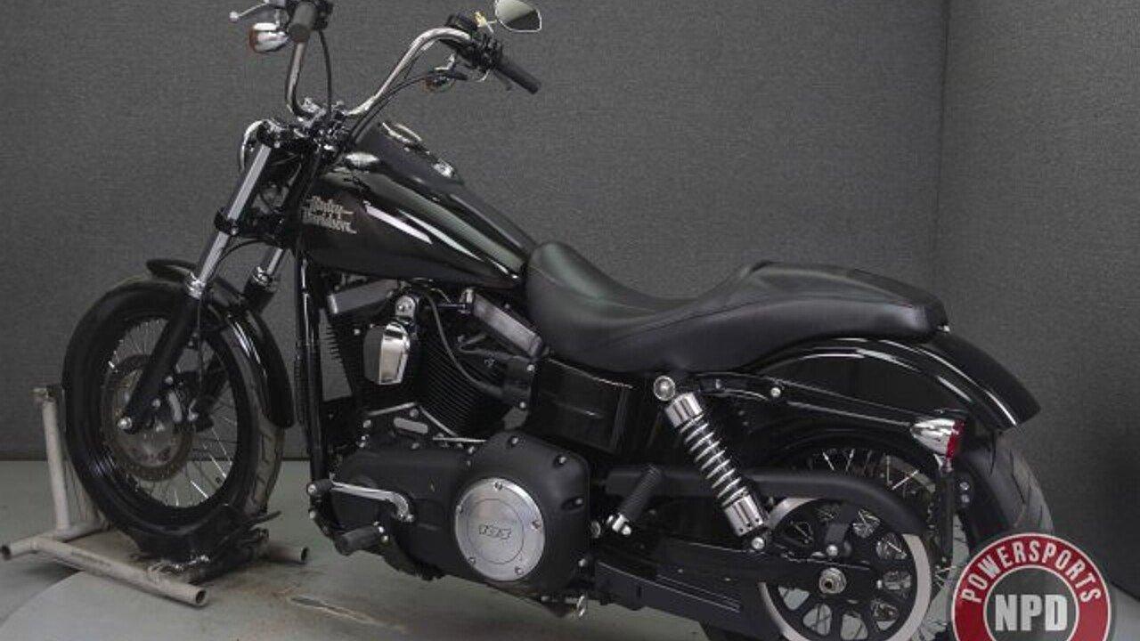 2016 Harley-Davidson Dyna for sale 200621225