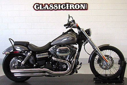 2016 Harley-Davidson Dyna for sale 200572039