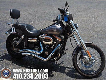 2016 Harley-Davidson Dyna for sale 200603261